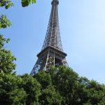 Айфеовата кула, Парж 2014