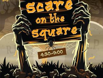 Zaxby's Scare on the Square Saturday Downtown
