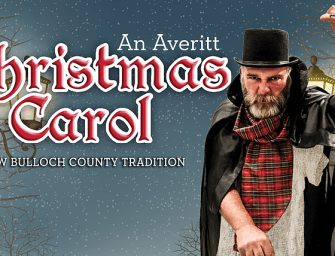 'An Averitt Christmas Carol' brings humor  and local flair to the Dickens' classic