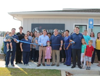 Southern Family Medicine Celebrates New Office