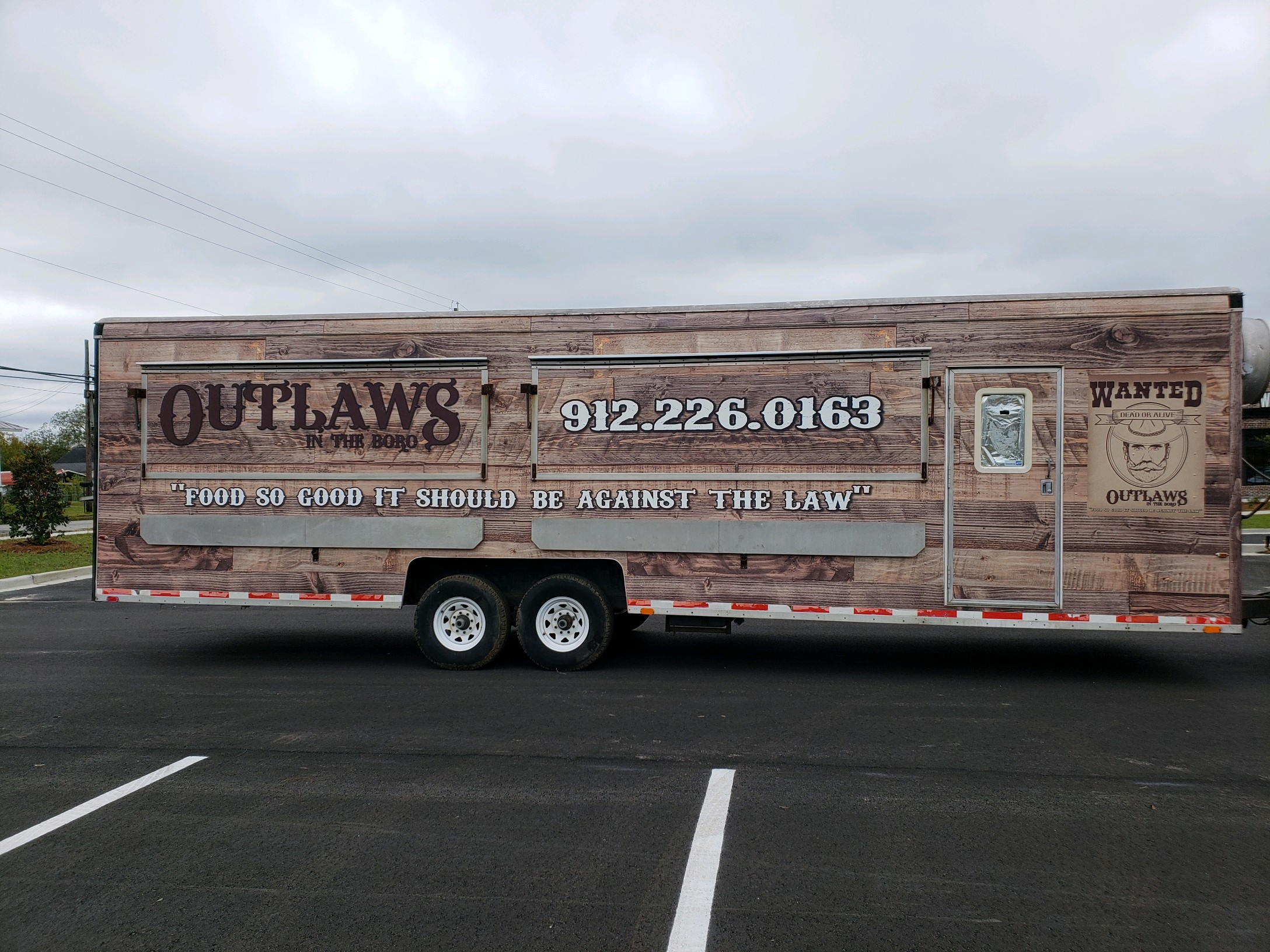 Outlaws Food Truck