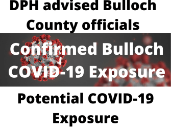 Potential COVID-19 Exposure in Bulloch – Local Woman Tells her Story