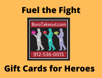Fuel the Fight – Gift Cards for Bulloch Heroes Supporting Local Businesses