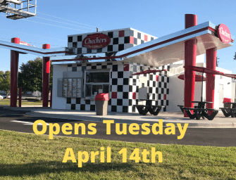 Checkers Statesboro Opening on Tuesday, April 14th