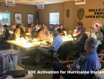 Bulloch County Public Safety Daily COVID-19 Report
