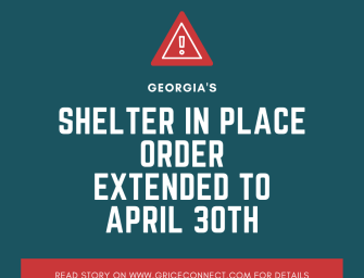 Governor Kemp Extends Shelter in Place Order through April 30th