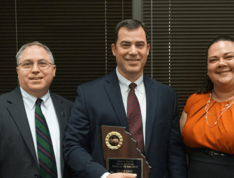 Don Aaron, MD Recogonized as Sports Medicine Person of the Year by GATA