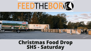 Feed the Boro Emergency Christmas Food Drop