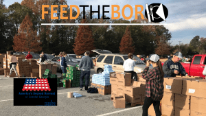 Feed the Boro Christmas Food Drop