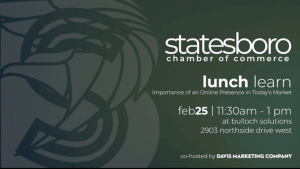 Chamber Lunch