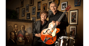 Fred and Dinah Gretsch