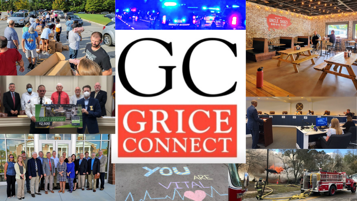 Grice Connect Supporter