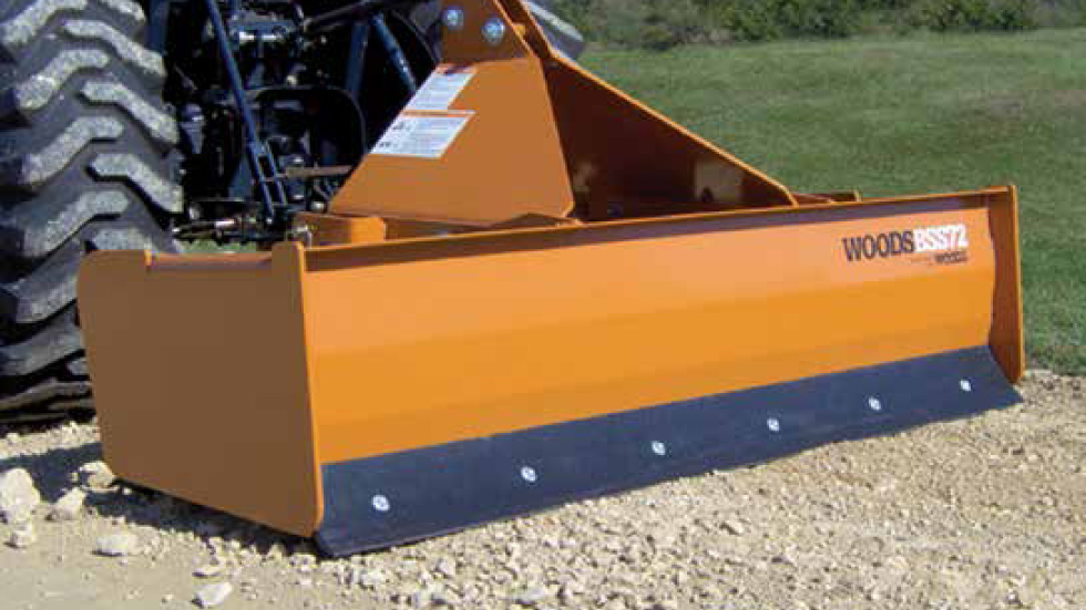 Gridiron Woods Equipment Company Attachments