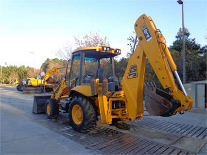 2007 JCB 3CX Loader Backhoe - Gridiron - Pooler, GA