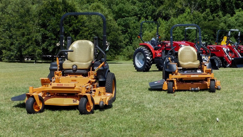 Gridiron Scag Power Equipment Promotions