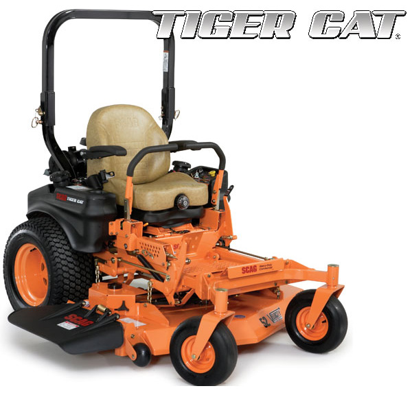 SCAG Tiger Cat 61″