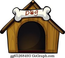 Dog House Clip Art Royalty Free Gograph