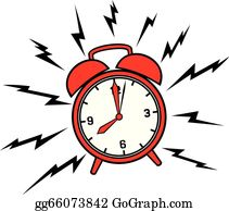 Alarm Clock Clip Art Royalty Free