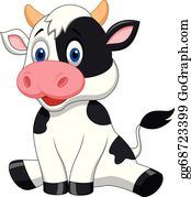 Cow Clip Art Royalty Free Gograph