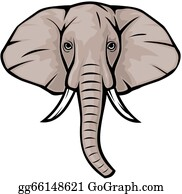Elephant Ear Clip Art Royalty Free Gograph