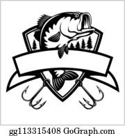 Bass Fish Clip Art Royalty Free Gograph