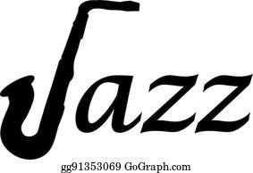 Download Royalty Free Jazz Vectors - GoGraph