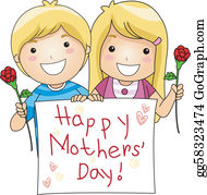 Mothers Day Clip Art Royalty Free Gograph