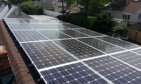 Home Solar Panels Levittown NY