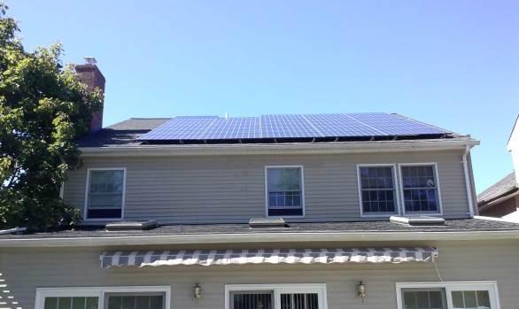 Home Solar Energy Woodmere Long Island NY