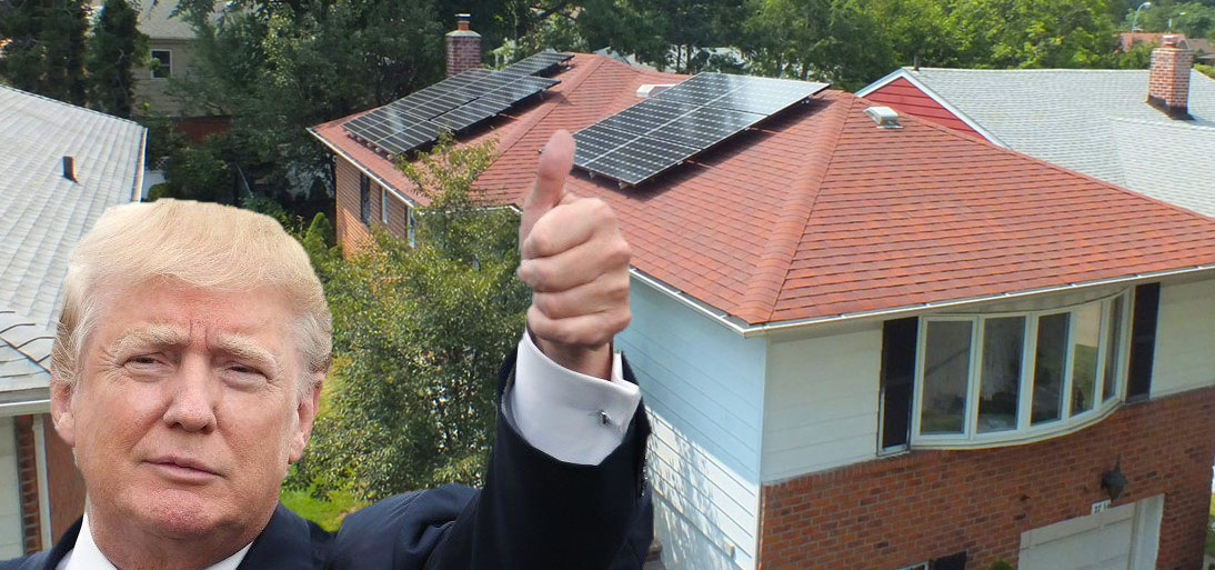 what will be the impact of a trump solar presidency on solar in new york