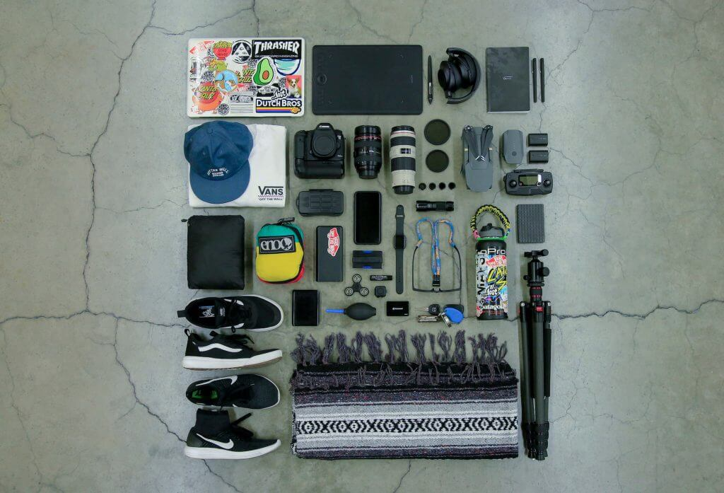 everyday carry by cameron mitchell