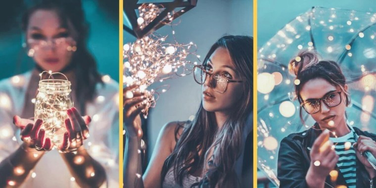 Fairy Lights Photography Using String Lights For Better