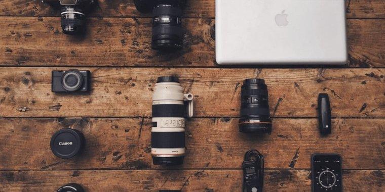 Adam Stanzak Camera gear essentials