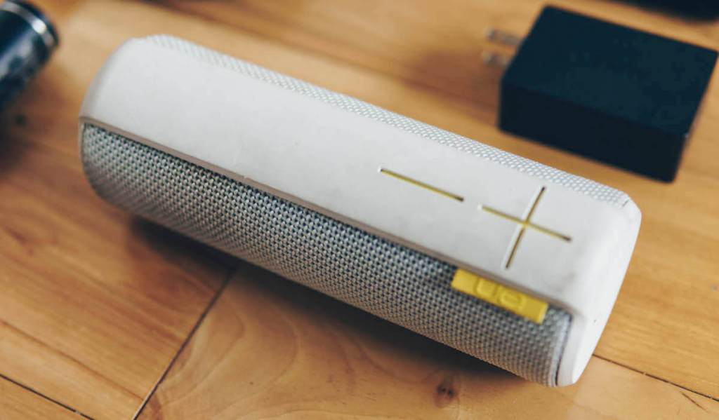 UE boom durable bluetooth speaker