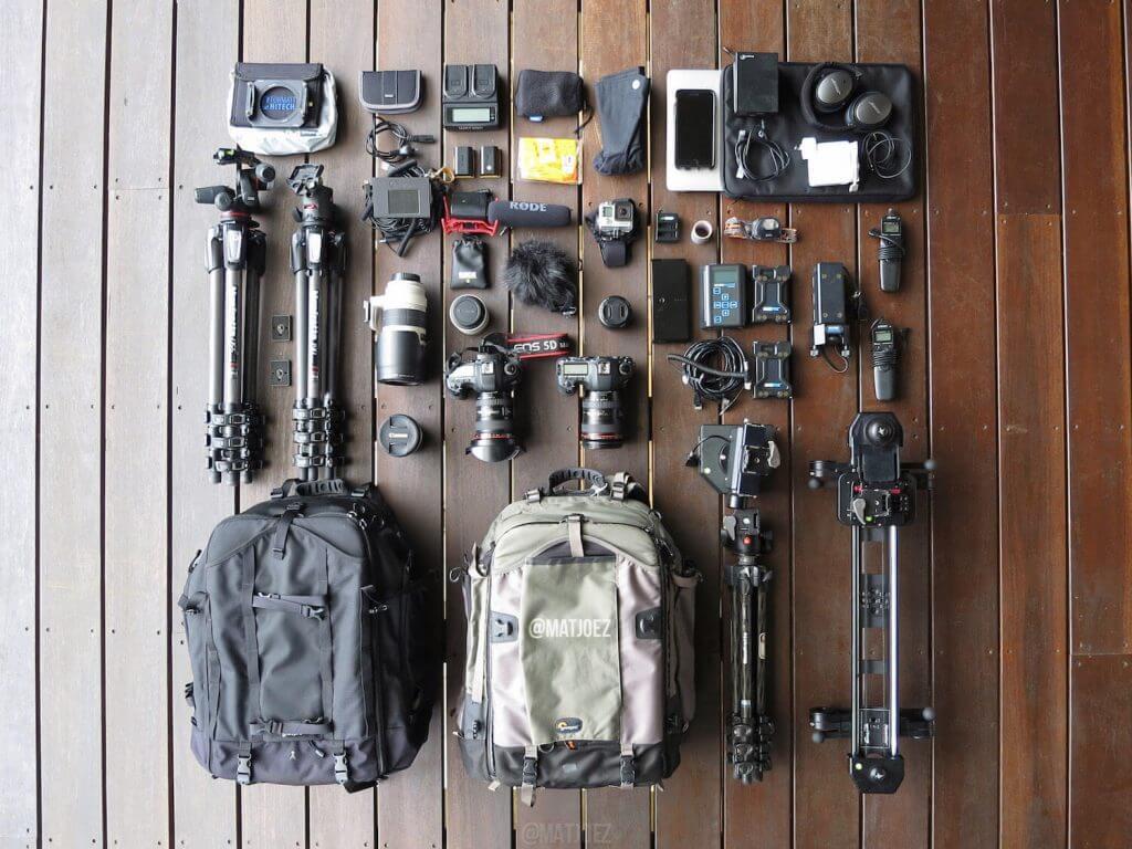 timelapse photographer professional camera gear matjoez