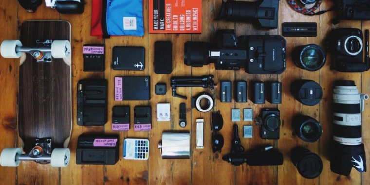 pro youtube camera gear kit