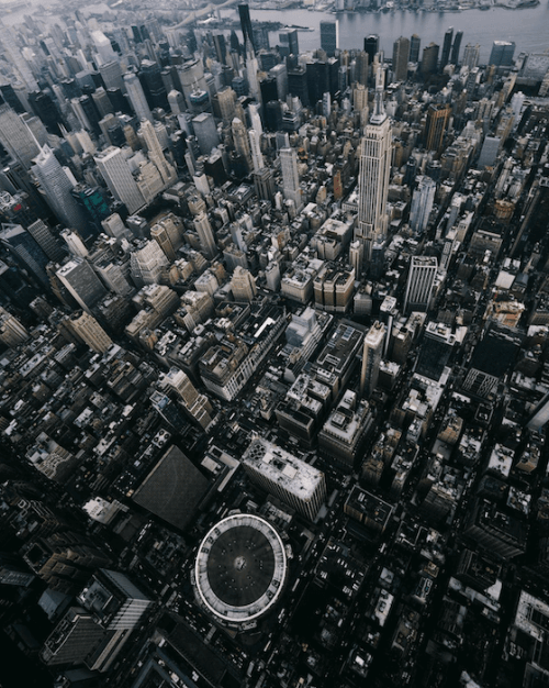 flynyon new york city helicopter photo