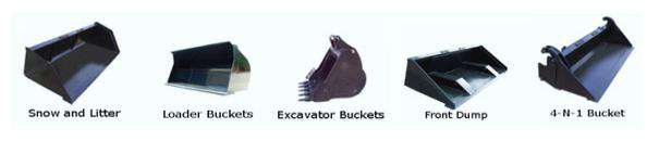 Replacement Loader Buckets - Gridiron - Pooler, GA
