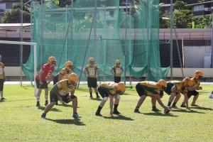 Gridiron Australia vs Tahiti