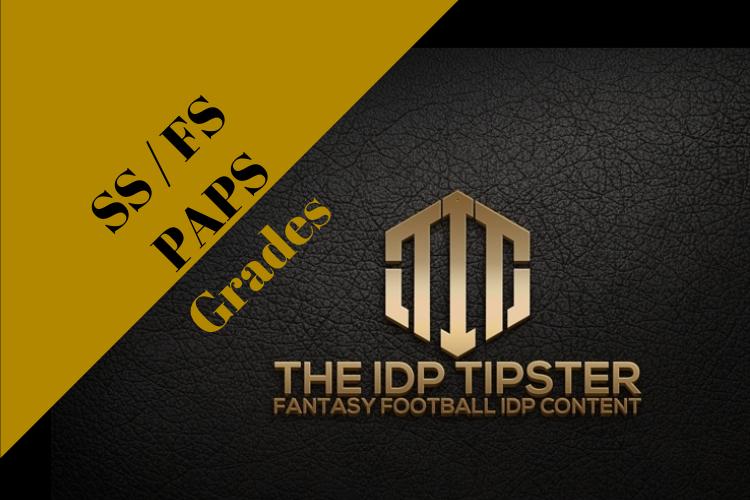SS/FS IDP PAPS