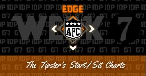 Fantasy Football's AFC Edge Rusher Championship WK16 Start/Sit Chart