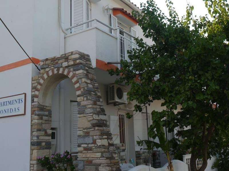 Appartments Leonidas In Ireon Samos Griechenland