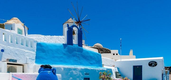 Santorini-Griechenland
