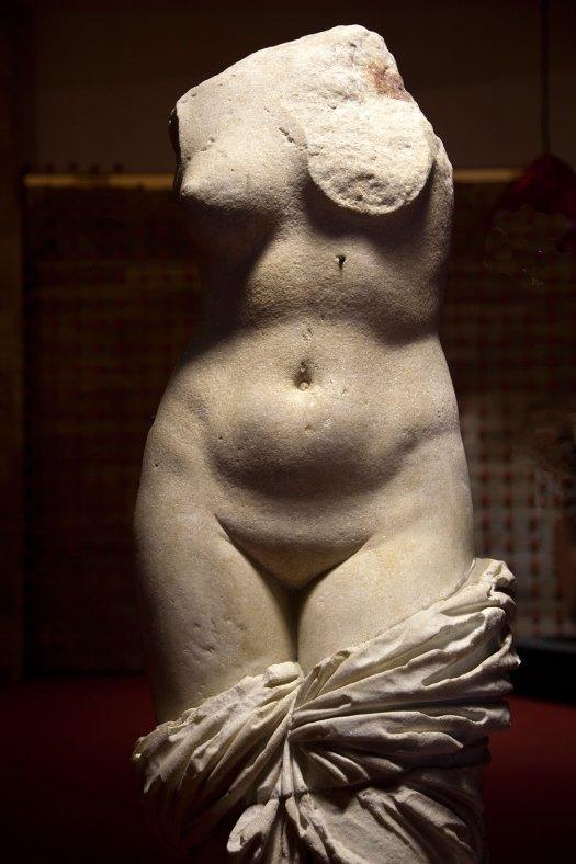 Venus. 2500 years ago. Paestum Archaeological Museum, Italy. dirk huijssoon.jpg
