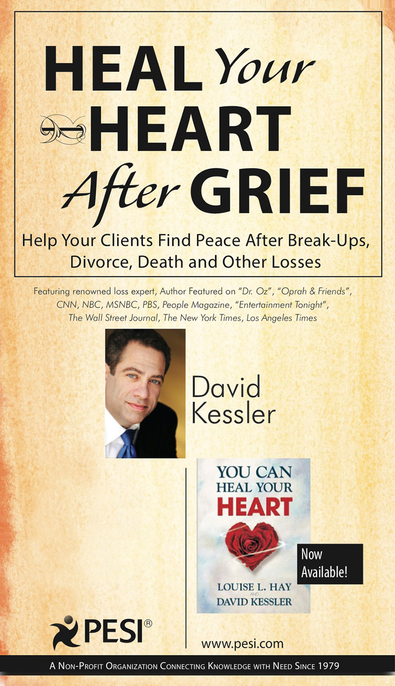 Brochure Heal Your Heart After Grief