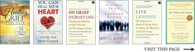 Books by David Kessler