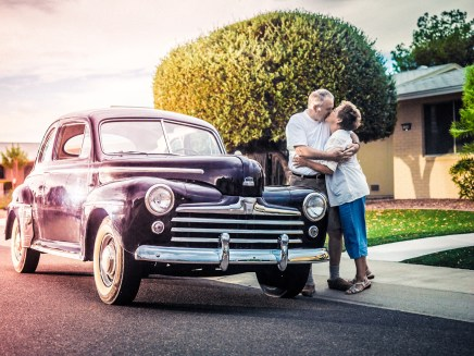 Grief and classic cars