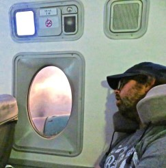 """Passed """"out"""" while """"in"""" the Air"""
