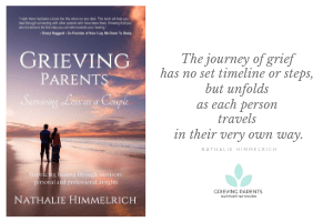Grieving Parents Book Cover