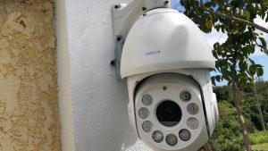 Long Range PTZ Cameras